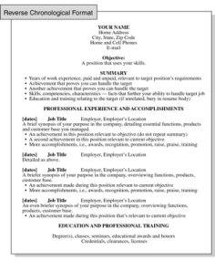 chronological resume fozia saeed