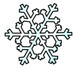 nicubunu_Weather_Symbols_Snow