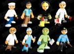 kinds-of-cartoon-career-figures-vector-material_34-8975