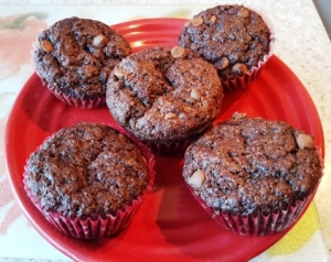 Eggless Cupcakes Cooked Web